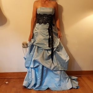 Jessica McClintock ball/ prom gown